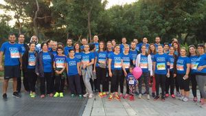 Η AIG Running Team στον 33ο Μαραθώνιο της Αθήνας