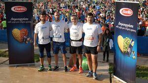 Barilla Hellas: Συμμετοχή στον 32ο Αυθεντικό Μαραθώνιο Αθηνών