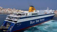 Blue Star Ferries: Στήριξη στα νησιά Λέσβο, Χίο, Λέρο & Κω