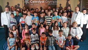 Celestyal Cruises: Συνεχίζει να στηρίζει την «Κιβωτό του Κόσμου»