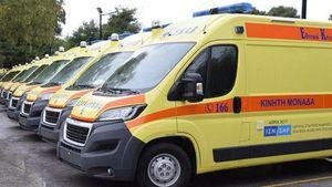 Peugeot: Παραδίδει τα ασθενοφόρα τύπου Boxer στο ΕΚΑΒ