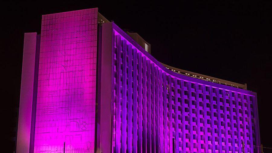 Hilton: Συμμετείχε στο Παγκόσμιο Πρόγραμμα Φωταγώγησης