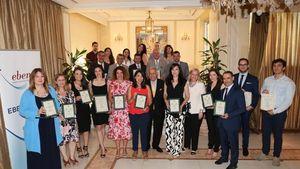 EBEN: Απονεμήθηκαν τα RME Awards 2018