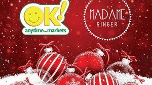 Τα ΟΚ! Anytime Markets & η Madame Ginger στηρίζουν την Κιβωτό του Κόσμου
