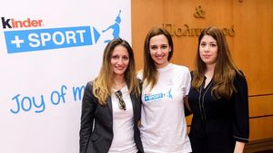 Κοινή δράση από Kinder+Sport και Δήμο Αμαρουσίου