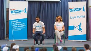 Kinder+SPORT: Στήριξε το 14ο Αθλητικό Camp του Δήμου Αμαρουσίου