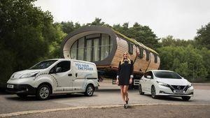 Η Margot Robbie ηγείται των νέων πιλοτικών προγραμμάτων αειφορίας της Nissan