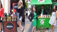 Nescafe και Λουμίδης στην Παγκόσμια Ημέρα Διατροφής