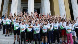 Όμιλος ΟΤΕ: Ρεκόρ συμμετοχών στον Μαραθώνιο