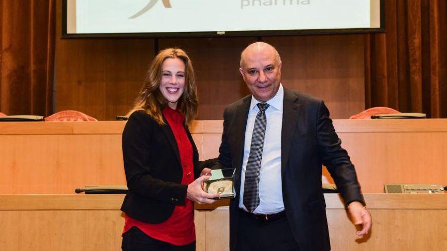 GENESIS Pharma: Τιμήθηκε από την Ελληνική Ολυμπιακή Επιτροπή