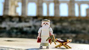 PLAYMOBIL play & give: Ο Δίας και η Αθηνά συνεχίζουν το μαγικό ταξίδι τους