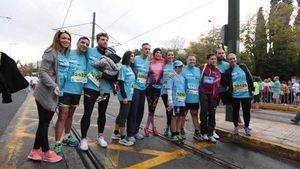 WIND Running Team: Μήνυμα Αλληλεγγύης