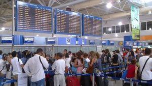 Στα 17 εκατ. οι ταξιδιώτες στα ελληνικά αεροδρόμια στο 5μηνο