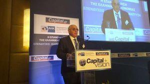 Ν. Καραμούζης: Η Ελλάδα χρειάζεται 80 δις ευρώ επενδύσει για αν επιστρέψει στα προ κρίσης επίπεδα
