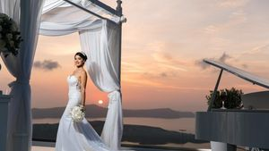 Santorini Gem: Βραβείο καλύτερου χώρου διεξαγωγής και δεξιώσεων γάμων στην Ευρώπη