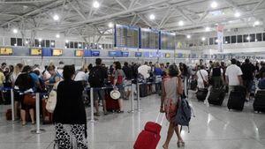 Χρυσή χρονιά για την επιβατική κίνηση των αεροδρομίων