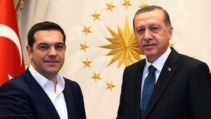 Ξεκίνησε η συνάντηση Τσίπρα - Ερντογάν στις Βρυξέλλες