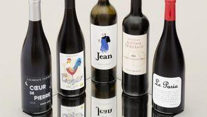 Οι Έλληνες επιμένουν γαλλικά και ιταλικά στα κρασιά