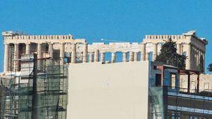 Αναστολή έκδοσης νέων οικοδομικών αδειών νότια της Ακρόπολης