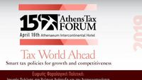 Athens Tax Forum: Εντείνονται οι πιέσεις για φορολόγηση του εισοδήματος στη χώρα που παράγεται