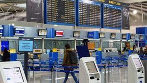 Αυξημένες κατά 4,7% οι ταξιδιωτικές εισπράξεις τον Δεκέμβριο
