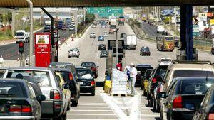 Διόδια: Όλες οι αυξήσεις στον αυτοκινητόδρομο Κόρινθος-Τρίπολη-Καλαμάτα (πίνακας)