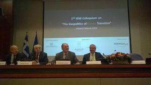 Ο Γ. Σταθάκης παρουσίασε την ενεργειακή στρατηγική της κυβέρνησης