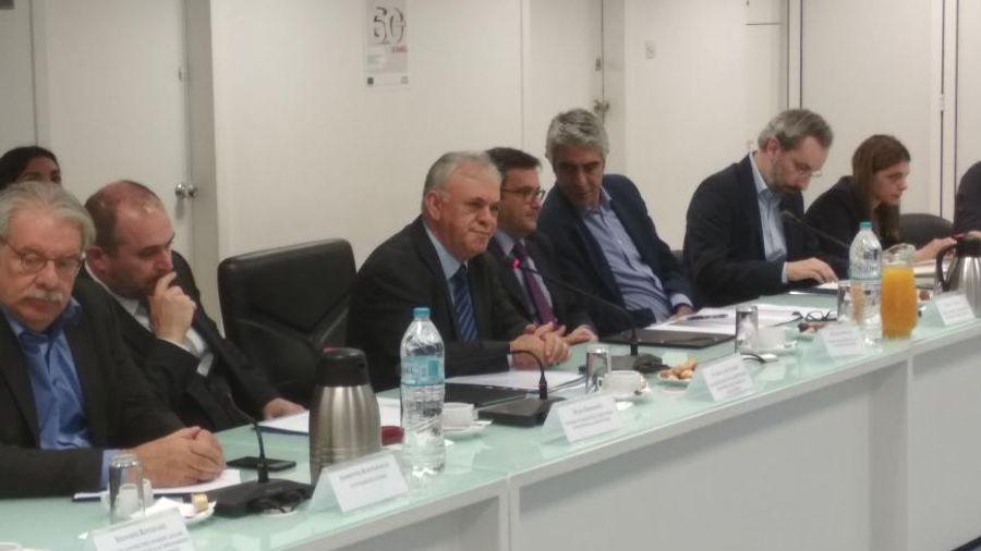 Δραγασάκης: Συνάντηση με τον Αναπληρωτή Υπουργό Γεωργίας της Ρωσικής Ομοσπονδίας