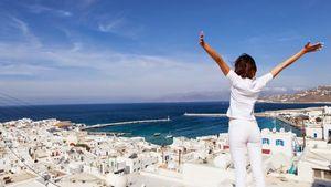 Πάνω από 16 δις ευρώ έφερε ο τουρισμός στη χώρα το 2018