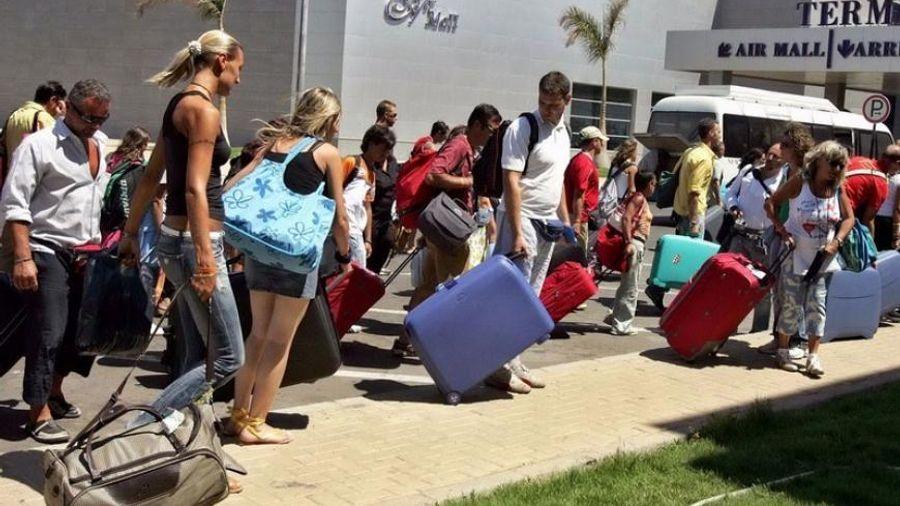 Αύξηση τουριστών 15,2% στο 9μηνο του 2013