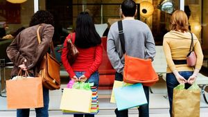 Αυξήθηκε 1,6% ο δείκτης κύκλου εργασιών στο λιανεμπόριο