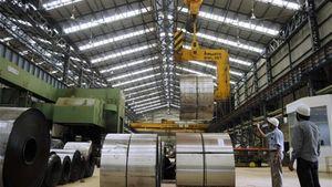 Αύξηση 2,3% σημείωσε η βιομηχανική παραγωγή στη χώρα τον Φεβρουάριο