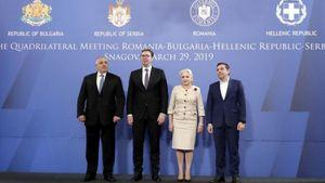 Τσίπρας: Τα Βαλκάνια γίνονται ενεργειακός κόμβος
