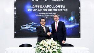 Και η VW στην πλατφόρμα Apollo της Baidu