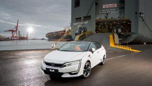 Honda: Στην Ευρώπη τα μοντέλα Clarity Fuel Cell