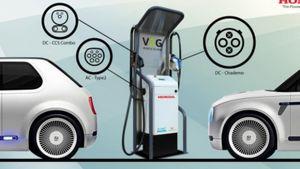 Νέα τεχνολογική εγκατάσταση αμφίδρομης φόρτισης στο Ευρωπαϊκό R&D Κέντρο της Honda
