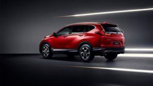 Honda: Αποκαλύπτει το νέο CR-V