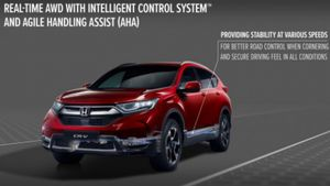Honda: Η μηχανολογία που κρύβεται πίσω από το νέο CR-V