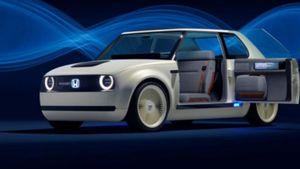 Urban EV Concept: Η Honda αποκάλυψε το μελλοντικό της ηλεκτρικό μοντέλο