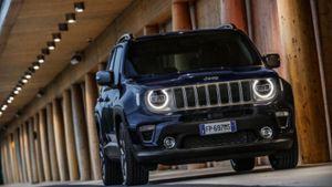 Έρχεται το νέο Jeep Renegade MY2019