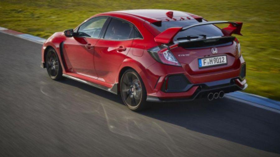 Honda: Νέο Civic Type R