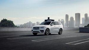 Volvo και Uber παρουσιάζουν αυτόνομο αυτοκίνητο παραγωγής