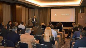 Peugeot: Συνέδριο διανομέων στη Μόσχα