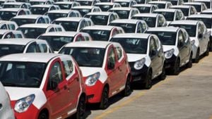 Ανοδική πορεία για την αγορά αυτοκινήτου