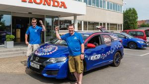 Honda: Νέος τίτλος στα Παγκόσμια Ρεκόρ GUINESS