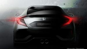 Honda: Πρεμιέρα για το Civic Hatchback Prototype