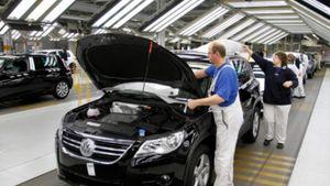 Το 77,4% των αυτοκινήτων που κατασκευάζονται στη Γερμανία εξάγονται