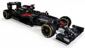 McLaren-Honda: Αποκάλυψε την MP4-31