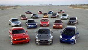 ΕΛΣΤΑΤ: Αύξηση στις πωλήσεις αυτοκινήτων το 2015