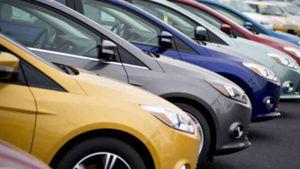 «Φρένο» στην αγορά αυτοκινήτου